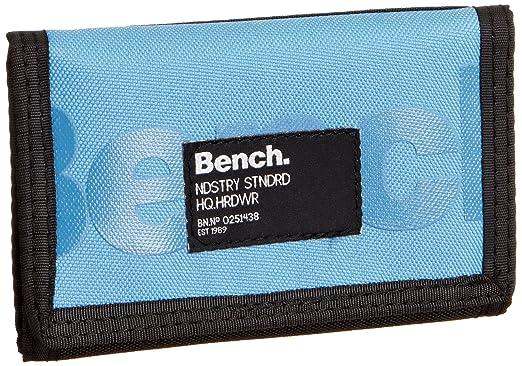 Bench - Cartera para hombre Hombre Azul Cendre Blue: Amazon ...