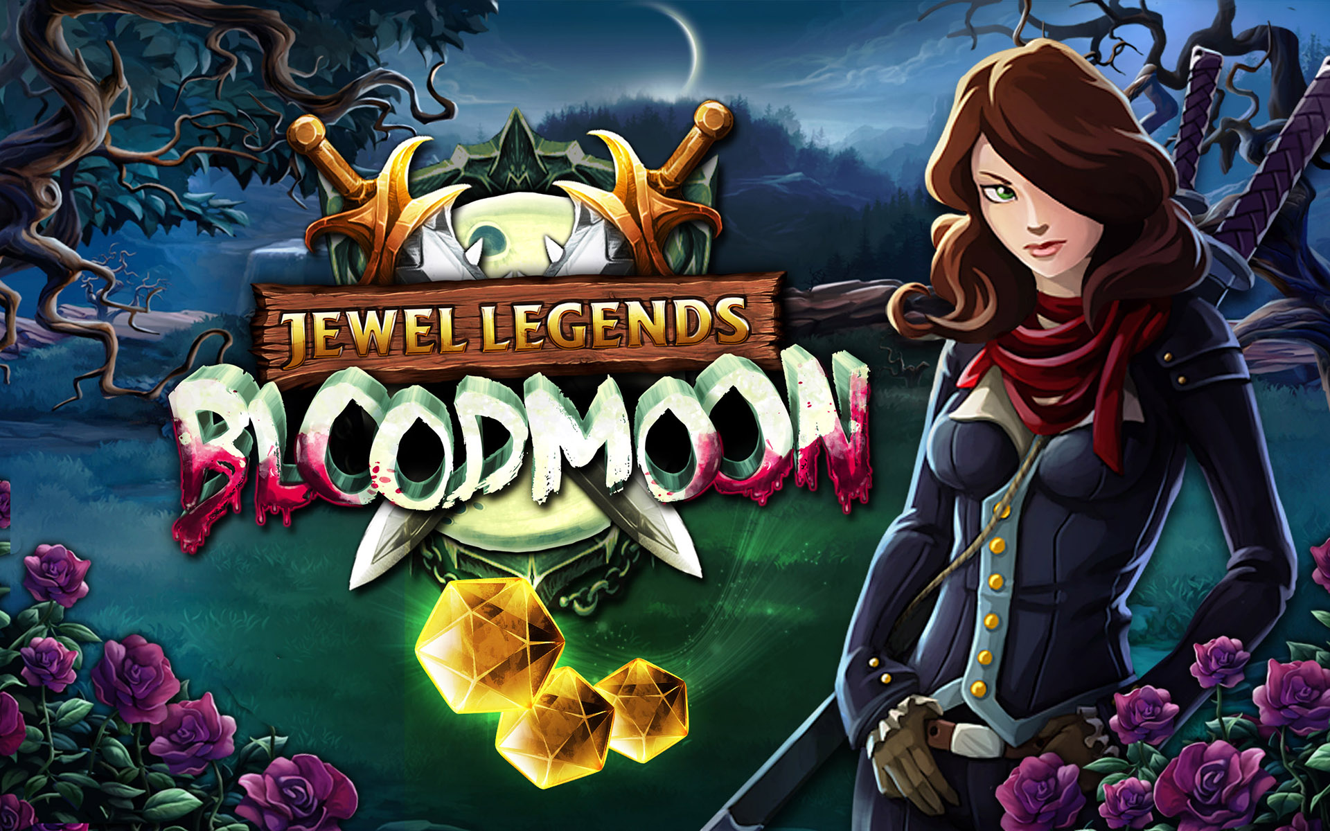 Jewel Legends - Bloodmoon: Amazon.es: Appstore para Android