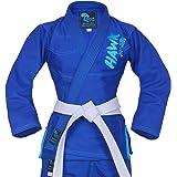 Hawk Ladies Brazilian Jiu Jitsu Suit Female BJJ Gi Kimonos Women BJJ Uniform