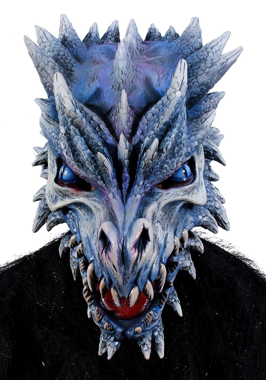 Zagone Studios Ice Dragon Adult Mask Standard