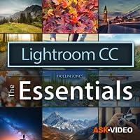 Lightroom CC 101 : The Essentials