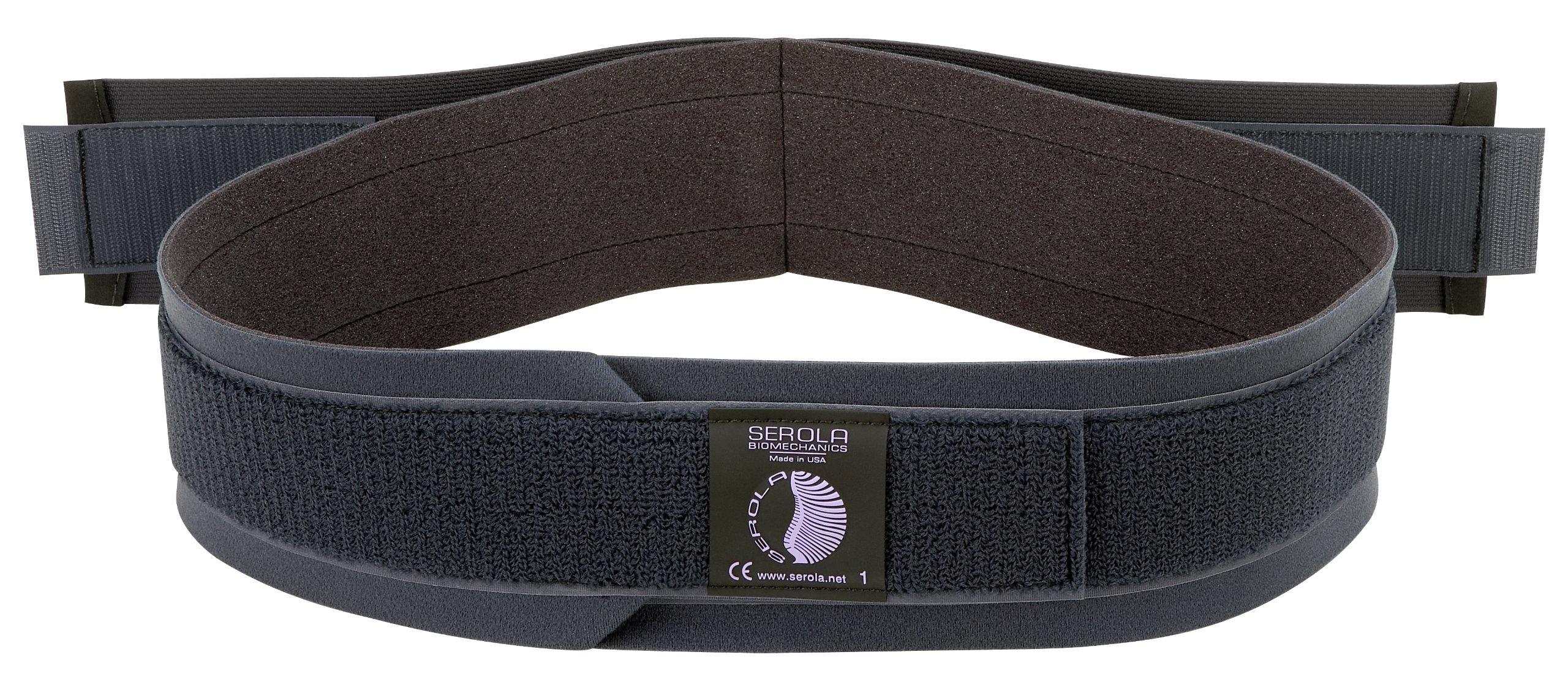 Serola Sacroiliac Belt, Large Fits 40-Inch to 46-Inch hip