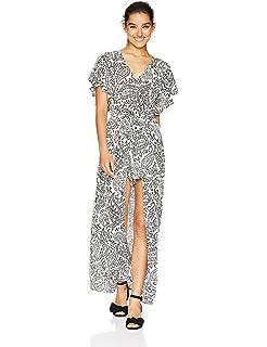 73869843ffdb Amazon.com  Jack Women s Makin Moves Crinkle Rayon Jumpsuit  Clothing
