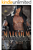 Malcolm (Book 1, The Redemption Series) (Fallen Angel Romance)