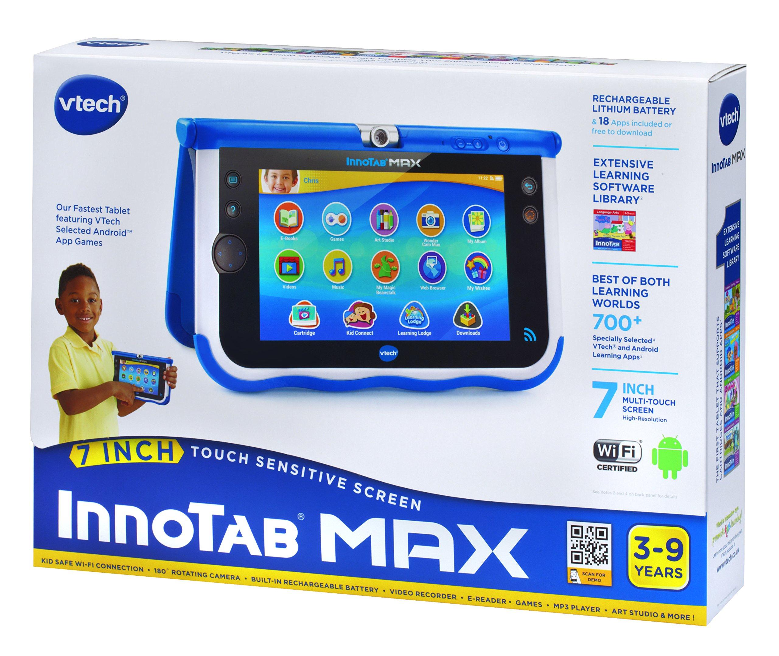 Innotab 7-inch Max (Blue) by Innotab (Image #9)