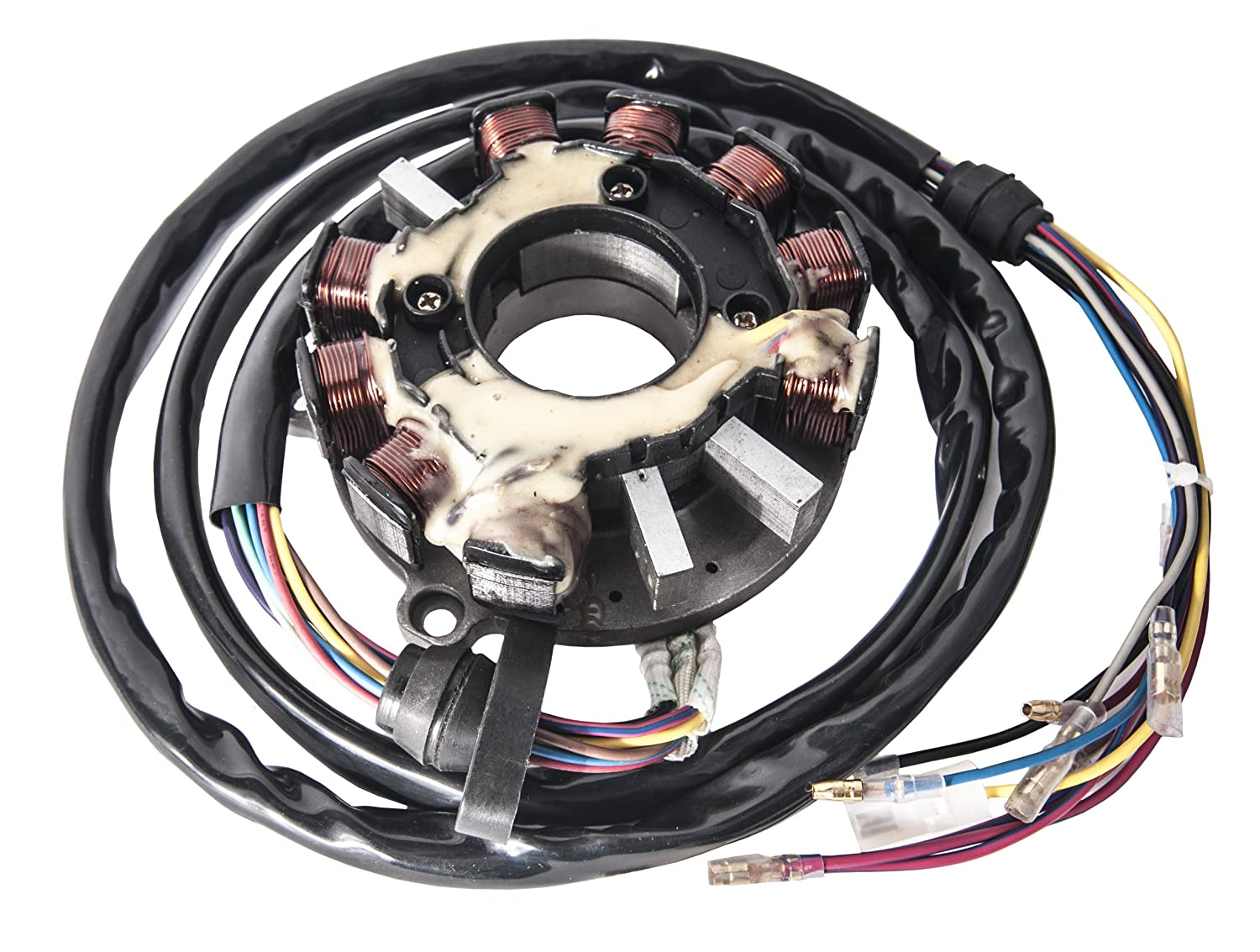 Amazon.com: Polaris Stator SL 900/SLTX/SL 1050/SLXH 4010403 1996 1997 1998:  Automotive