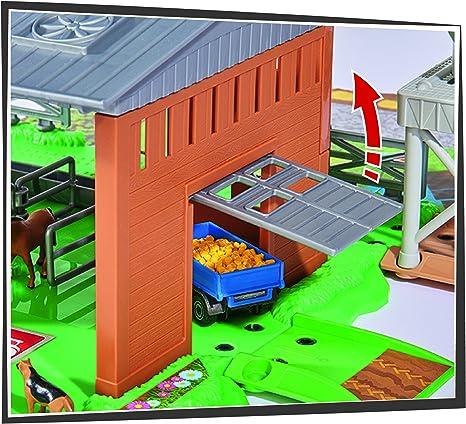 Majorette 212050006 – Creatix Farm Big Play Set, Granja de Juguete ...