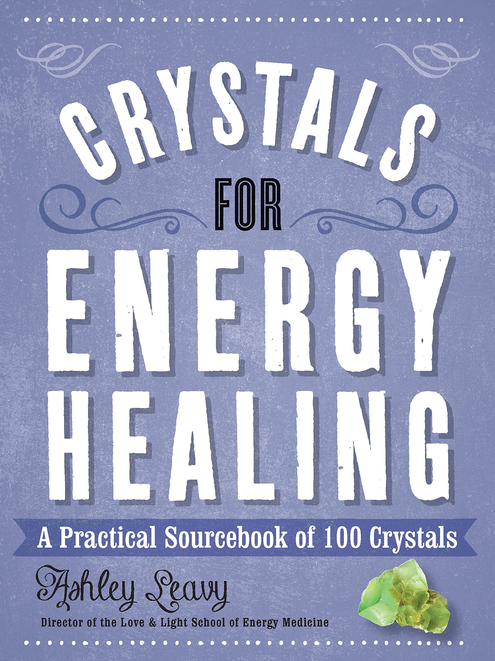 Crystals Energy Healing Practical Sourcebook product image