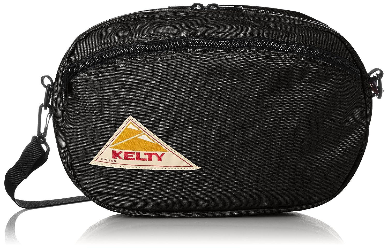[ケルティ]ショルダーバッグ 2592048 オーバルショルダーL B0105JHPV2 ブラック ブラック