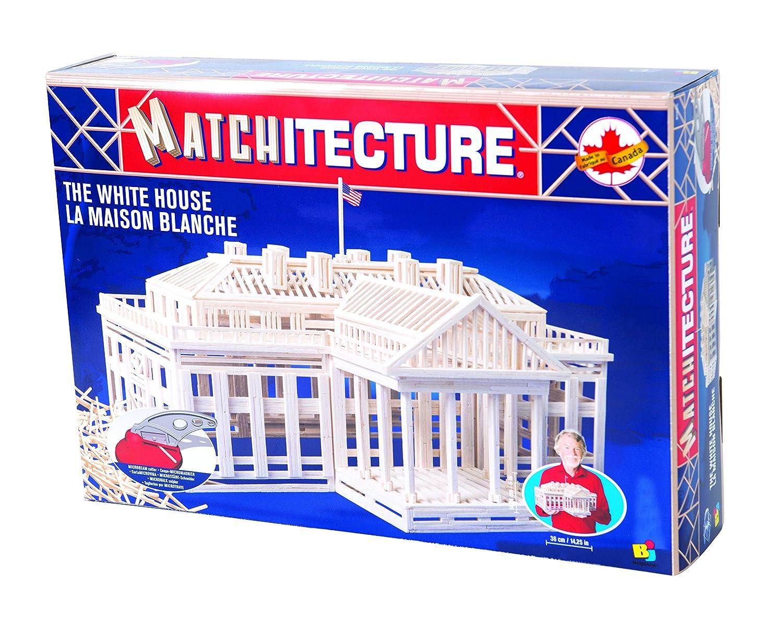 Bojeux White House 1900 Pieces