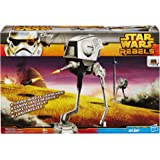 """AT-DP All Terrain Defence Pod - Star Wars Rebels Class 2 Vehicle - Empire Assault Walker for 3.75"""" Action Figure Toy Playset"""