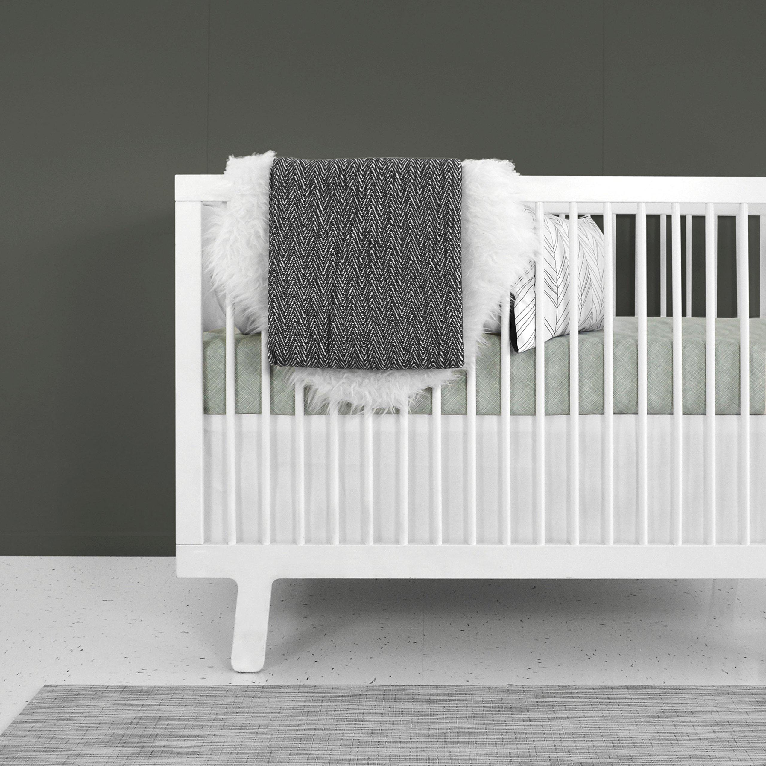 Crib Bedding Set - Nest Design