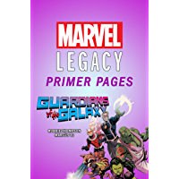 Guardians of the Galaxy - Marvel Legacy Primer Pages (All-New Guardians Of The Galaxy (2017-2018)) (English Edition)