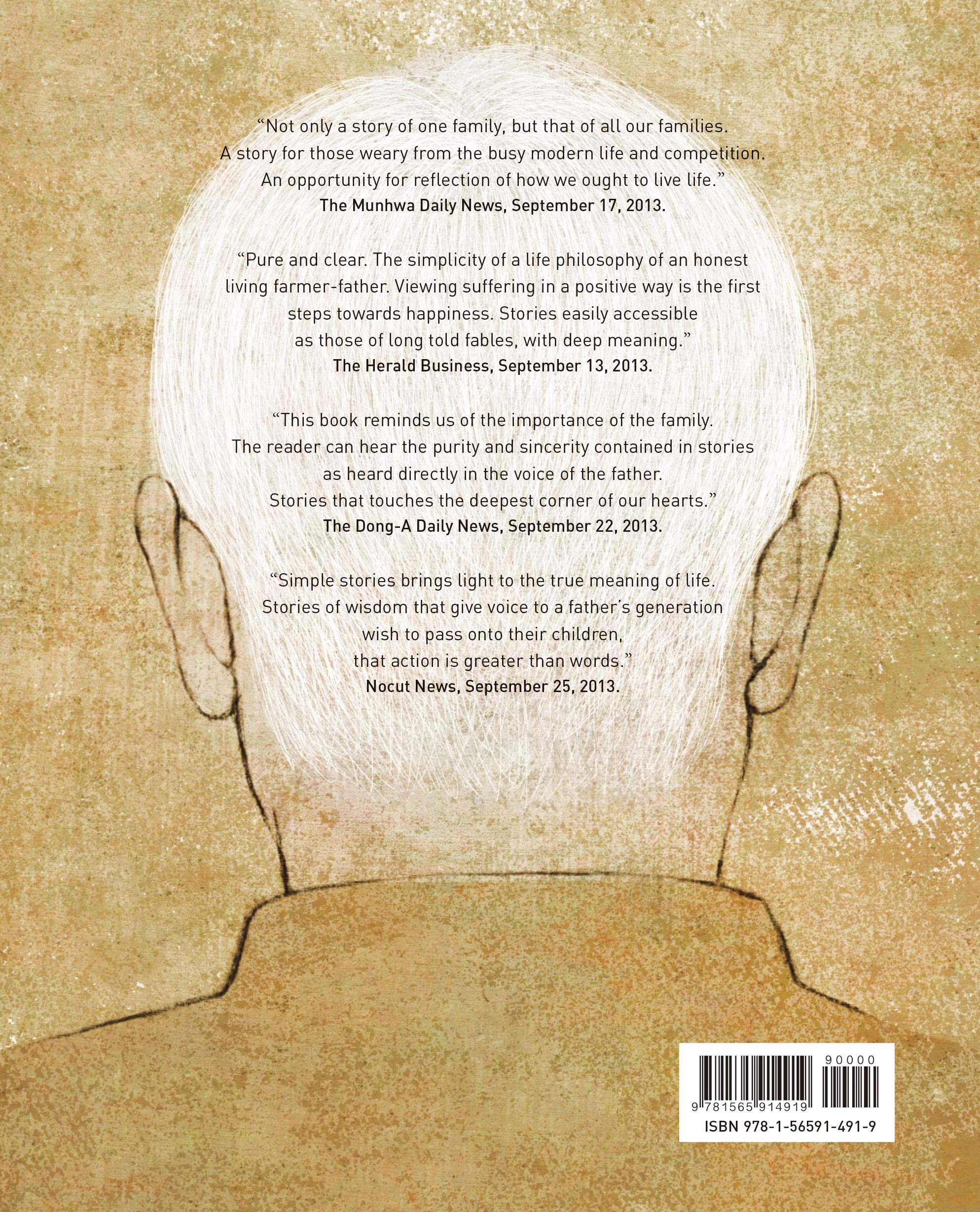 Buy Stories My Father Told Me: A Korean Father's Wisdom for His