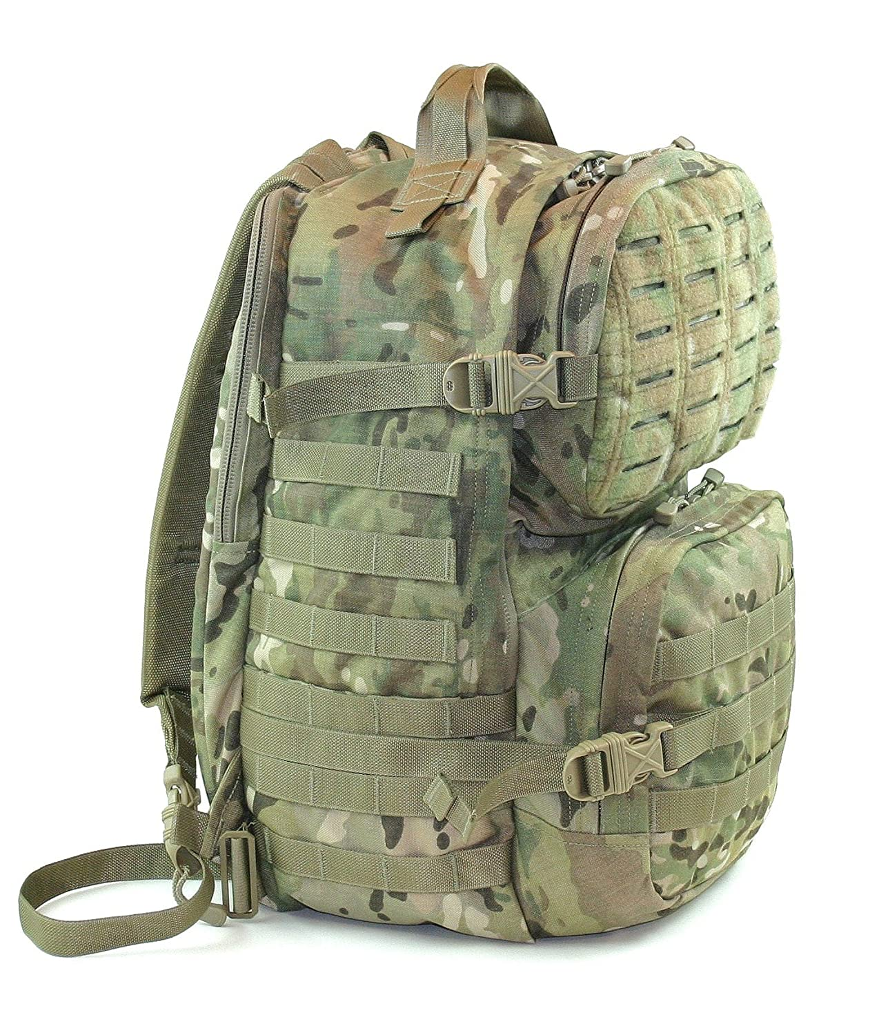 Spec Ops T.H.E. Ultimate Assault Pack, MultiCam Review