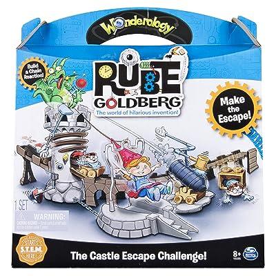 Rube Goldberg - The Castle Escape Challenge: Toys & Games