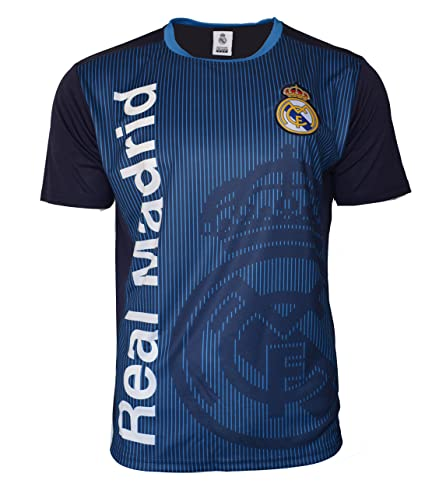 607a45516 ICON SPORTS Real Madrid Soccer Jersey Adult Training Custom Name and Number  (S, NO