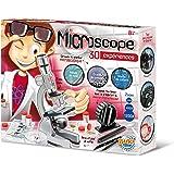 Buki - MS907B - Jeu Scientifique - Microscope 30 Expériences