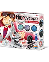 Buki France MS907B - Microscope 30 experiments