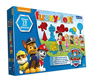 Smuk John Adams 10350 Fuzzy-Felt paw Patrol, Multi: Amazon.co.uk: Toys EJ-39