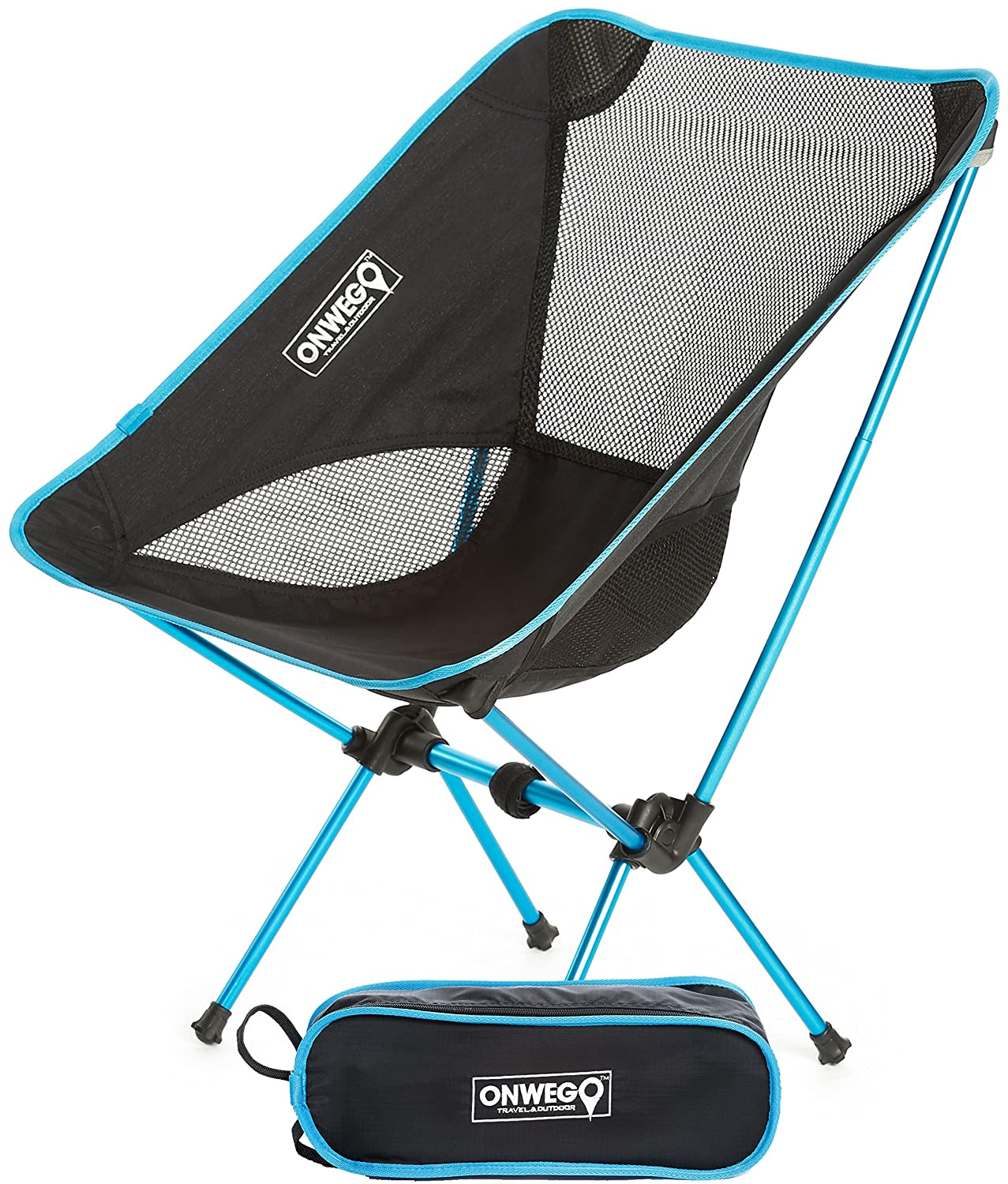 Backpacking chair ultralight - Onwego Ultralight Camping And Outdoor Chair