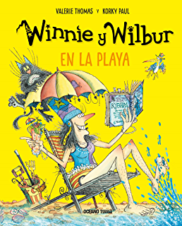 En la playa (Nueva edición) (El mundo de Winnie) (Spanish Edition) eBook: Korky Paul, Valerie Thomas: Kindle Store