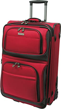 Traveler's Choice Expandable Rugged Luggage