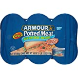 Armour Star Potted Meat, 6 count of 3 oz Cans, 18 oz (10017000003785)