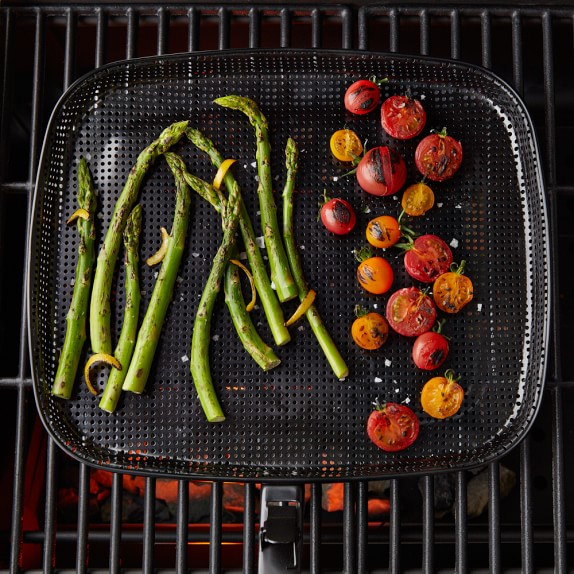 Nonstick Steel Grill Griddle | Williams-Sonoma​