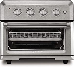 Cuisinart CTOA-122 Convection Toaster Oven Airfryer, Stainless Steel