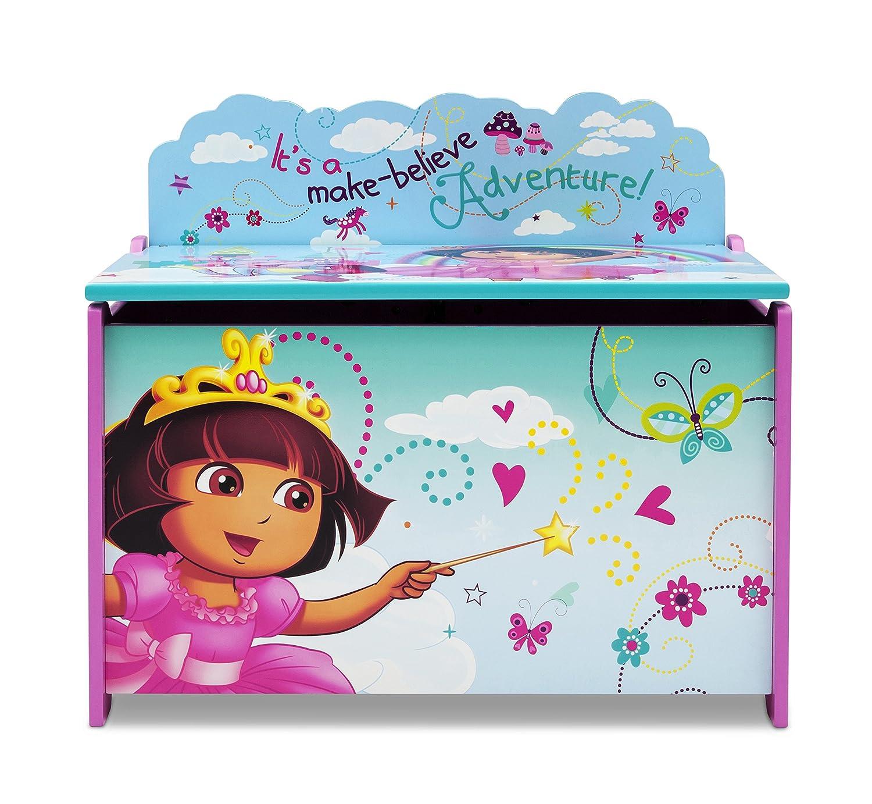 Delta Children Deluxe Toy Box Disney//Pixar Cars