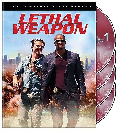 lethal weapon season 1 stream free