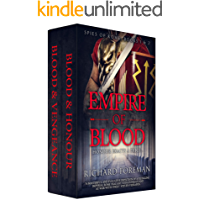 Empire of Blood: Spies of Rome Books 1 & 2
