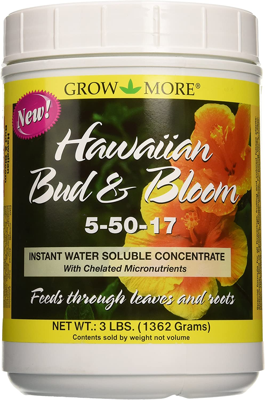 Grow More 7510 Hawaiian Bud and Bloom 5-50-17