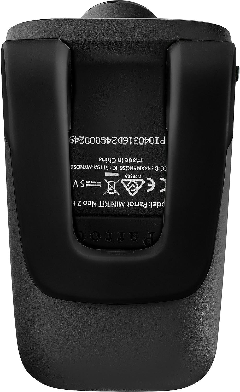 Stimmsteuerung plug-n-play Parrot Minikit Neo2 HD Bluetooth-Freisprechanlage polnisch schwarz