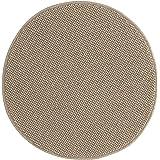 Ikea BADAREN Badematte Mikrofaser rund luxuriös weich 5 Farben (sand)