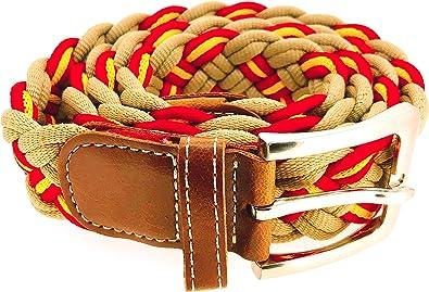 Gemelolandia Cinturón Elástico Marron Colores España Talla 105: Amazon.es: Joyería