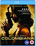 Colombiana [Blu-ray] [Import anglais]