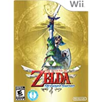 Nintendo Legend of Zelda: Skyward Sword Nintendo Wii ENG - Juego (Nintendo Wii, Acción / Aventura, E10 + (Todos 10 +))