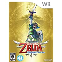 The Legend Of Zelda: Skyward Sword - Wii
