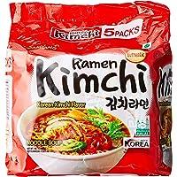 Samyang Kimchi Ramen, 120g, (Pack of 5)