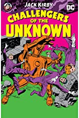 Challengers of the Unknown by Jack Kirby (Challengers of the Unknown (1958-1978)) (English Edition) eBook Kindle