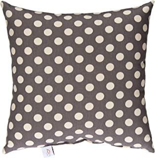 product image for Glenna Jean North Country Pillow, Grey Dot