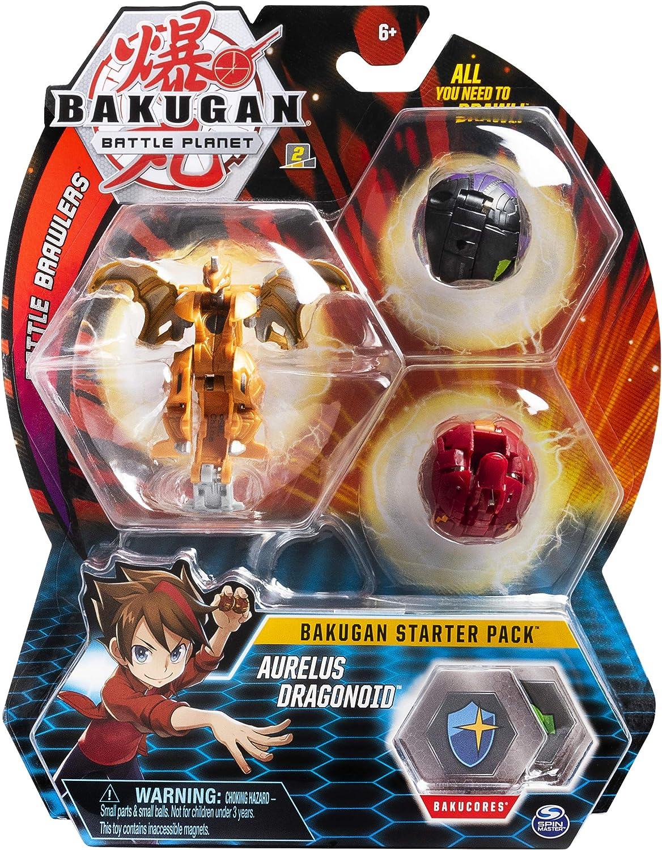 BAKUGAN Starter Pack - Modelo 18: Amazon.es: Juguetes y juegos
