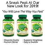 Moringa Tablets 500mg USDA Certified Organic by
