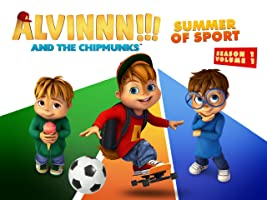 Alvinnn!!! And The Chipmunks, Summer of Sport, Season 1, Volume 1