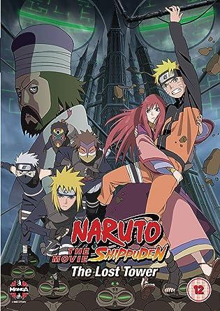 Naruto - Shippuden: The Movie 4 - The Lost Tower DVD Reino ...
