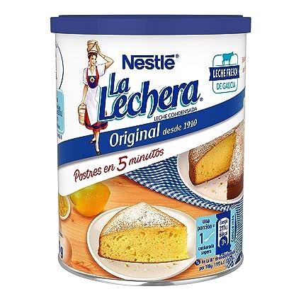 Nestlé La Lechera - Leche condensada entera - Lata de leche ...