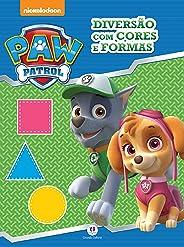 Patrulha Canina - Diversão com cores e formas