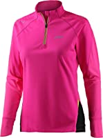 Asics Fuji Women's Half Zip Long Sleeve Running Top